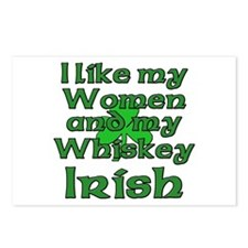 Irish I had a Beer Postcards (Package of 8)
