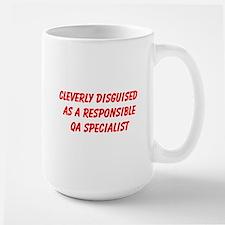 QA Specialist Large Mug