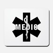 Medic EMS Star Of Life Mousepad