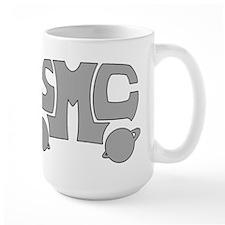 Grey SMC Van Logo Mug