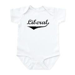 Liberal Infant Bodysuit