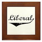 Liberal Framed Tile
