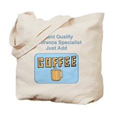 QA Specialist Tote Bag