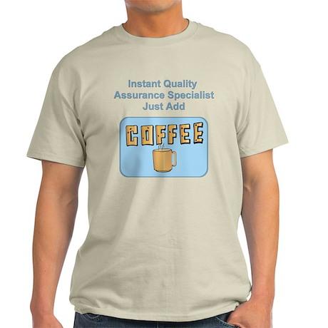 QA Specialist Light T-Shirt