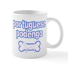 Powderpuff Portuguese Podengo Mug