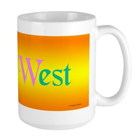 Key West Sunrise Large Mug