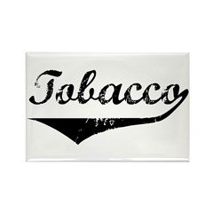 Tobacco Rectangle Magnet (10 pack)