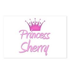 Princess Sherry Postcards (Package of 8)