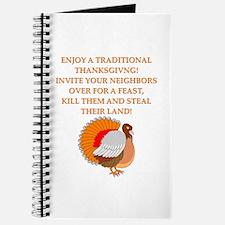 thanksgiving jokes Journal