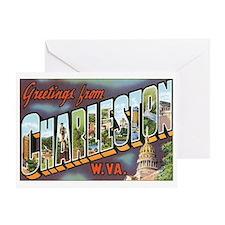 Charleston WV Greeting Card