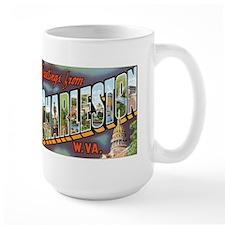 Charleston WV Mug