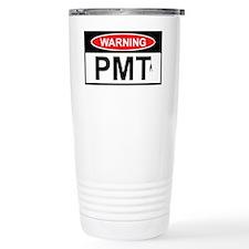 PMT Warning Sign Thermos Mug