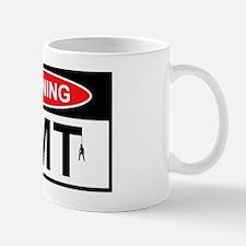 PMT Warning Sign Mug