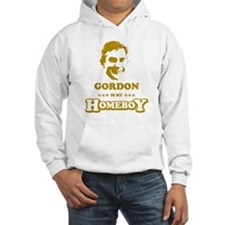 GORDON BROWN IS MY HOMEBOY Jumper Hoody