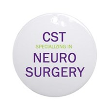 CST - Neuro Ornament (Round)