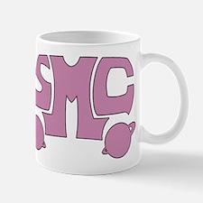 Pink SMC Van Logo Mug