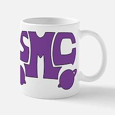 Purple SMC Van Logo Mug