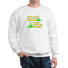 Cute Wizard of oz flying monkeys Sweatshirt