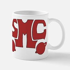 Red SMC Van Logo Mug