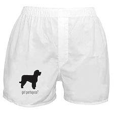 Portugese Water Dog Boxer Shorts