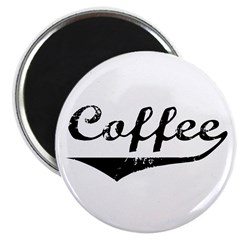 """Coffee 2.25"""" Magnet (100 pack)"""