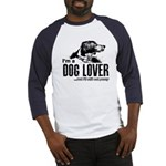 DOG LOVER Baseball Jersey
