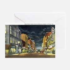 La Crosse WI Greeting Card
