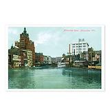 Milwaukee wisconsin Postcards