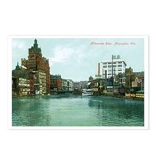 Milwaukee WI Postcards (Package of 8)