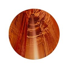 """Ruby Falls 3.5"""" Button (100 pack)"""