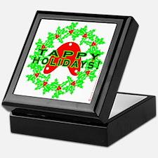Tappy Holidays Designs for Ta Keepsake Box