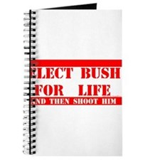 Bush for Life Journal