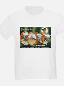 Cody Wyoming WY T-Shirt