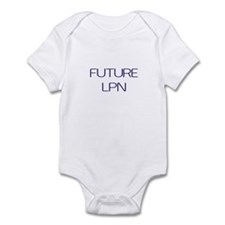 Boy - Future LPN Infant Bodysuit