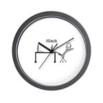 iSlack Wall Clock