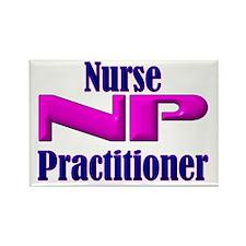 NP Nurse Practitioner Rectangle Magnet (10 pack)