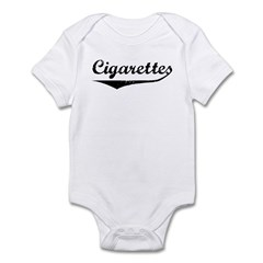 Cigarettes Infant Bodysuit