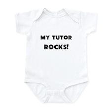 MY Tutor ROCKS! Infant Bodysuit