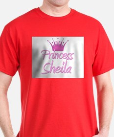 Princess Sheila T-Shirt