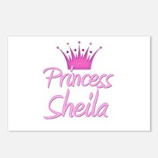 Princess Sheila Postcards (Package of 8)