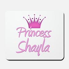 Princess Shayla Mousepad