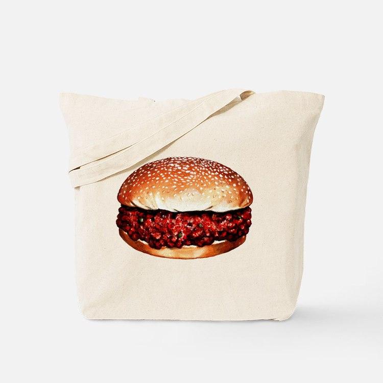 Painted Joe (no text) Tote Bag