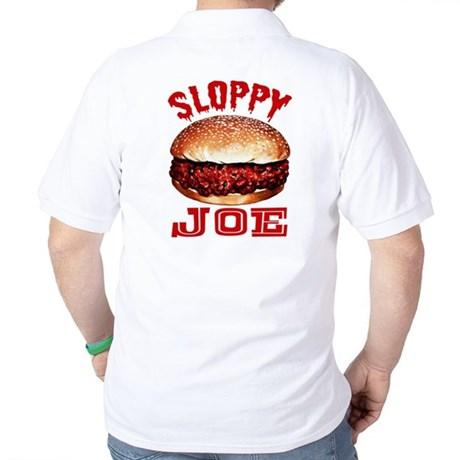 Painted Sloppy Joe Golf Shirt