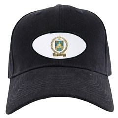 PELLETIER Family Crest Baseball Hat