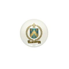 PELLETIER Family Crest Mini Button (100 pack)
