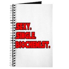"""""""Sexy. Single. Biochemist."""" Journal"""