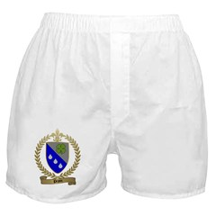 PEPIN Family Crest Boxer Shorts