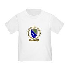 PEPIN Family Crest T