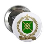 PERRON Family Crest Button