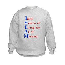 Cute Muslim Sweatshirt